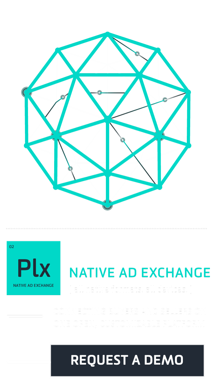 PLX | PowerLinks Native Advertising Exchange. Real-Time Bidding. Global Scale.